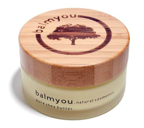 BalmYou 100% reine Nilotic Sheabutter Bio 100 ml